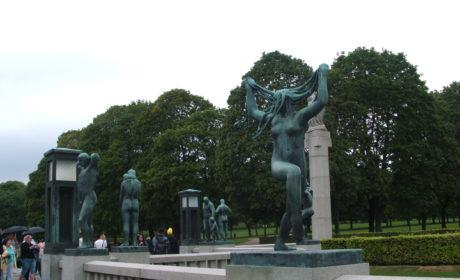 Park Vigelanda, cz. I