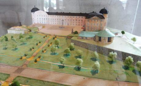 Zamek w Uppsali, cz. 1