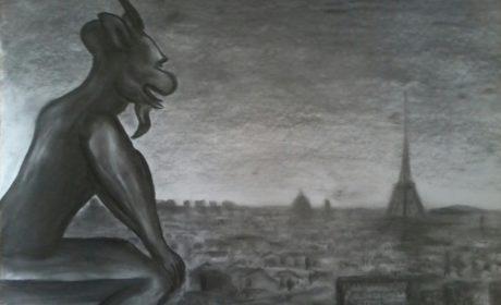 Gargulce z Notre-Dame