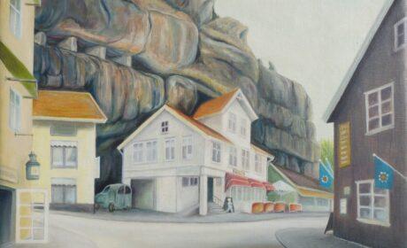 Obrazy z Fjällbacki